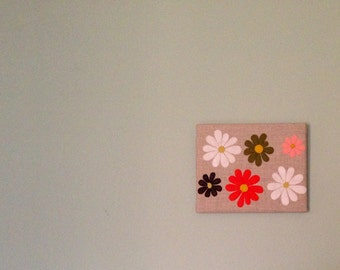 Goldie's Vocation  Textile Wall Hanging