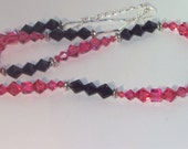 Swarovski Crystal Bridal Jewelry - Bride, Bridesmaid, Maid of Honor, Made to Order in Any Color(s)