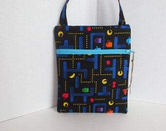 Pac Man - Cross body bag - Gamer - Pac Man crossbody Bag