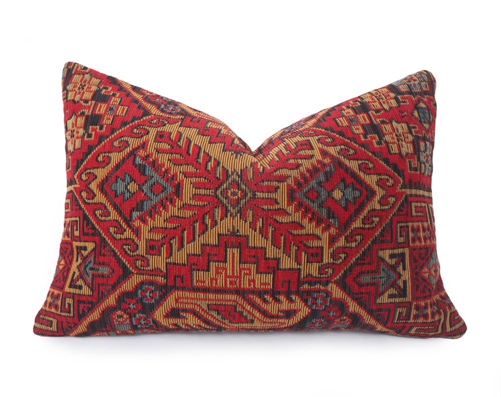 Southwestern Pillows Cabin Style Custom For Nancy Rustic