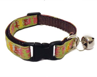 Fun Cat Collar - Breakaway Safety Cat Collar