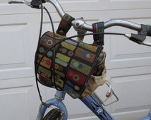 Cloth Shoulder Bag For Cyclists 82