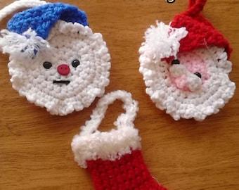 Crochet Pattern - Gift Card Bags
