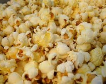 6 pack Buttered Popcorn Soy Votives