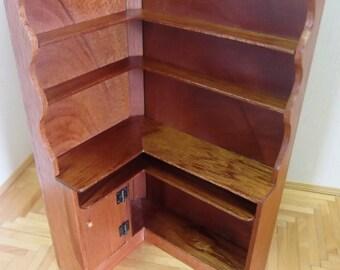 Miniature Corner Cupboard