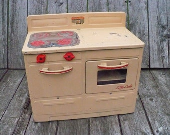 Little Lady Toy 110v Electric Oven