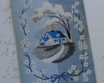 Antique Stunning Home Sweet Home Trade Cards Lot