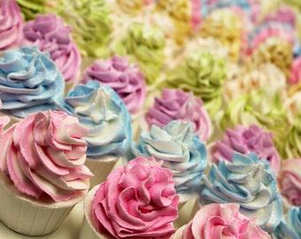 Bubble Bath Cupcake