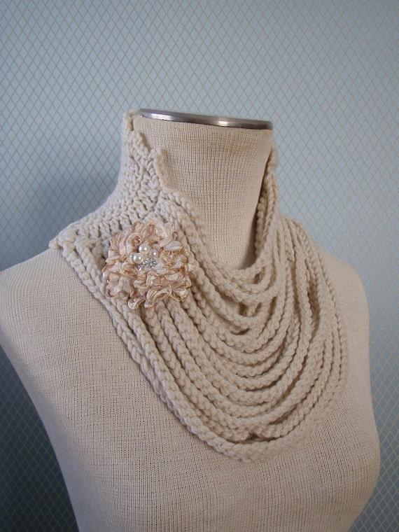 Crochet scarf, handmade scarf, fashion scarf, women scarf, gift for her, circle scarf, fall scarf, soft scarf, spring scarf, womens scarf