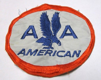 American Airlines  Patch FREE SHIPPING Collectible