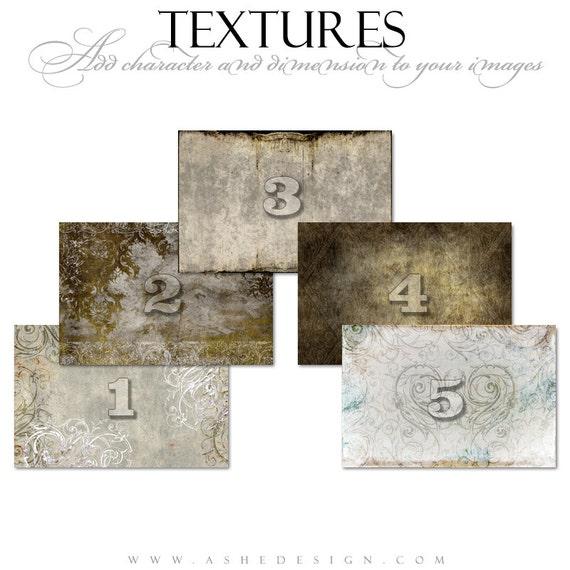 TEXTURE OVERLAYS - Something BORROWED - Expertly Designed Digital Photography Backdrops for Photoshop.