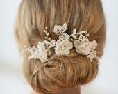 Wedding Hair Pins, Bridal Hair Pins, Flower Wedding Hair Pins