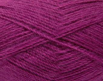 Orchid - Angora/Acrylic Sock Knitting Yarn, 100 grams