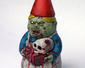 """Zombie Gnome-""""Mrs. Dead"""""""