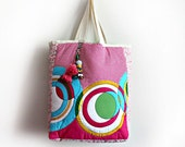 Tote Bag- Summer Bag- Cotton Bag