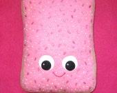 Pop Tart Plush - Kawaii Plush - Poptart Mini Pillow - Cute Home Decor - Toaster Pastry Plush - Kawaii Plush - Valentines Day Gift