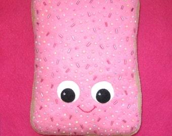 Pop Tart Plush - Kawaii Plush - Poptart Mini Pillow - Cute Home Decor - Toaster Pastry Plush - Kawaii Plush - Kawaii Decor