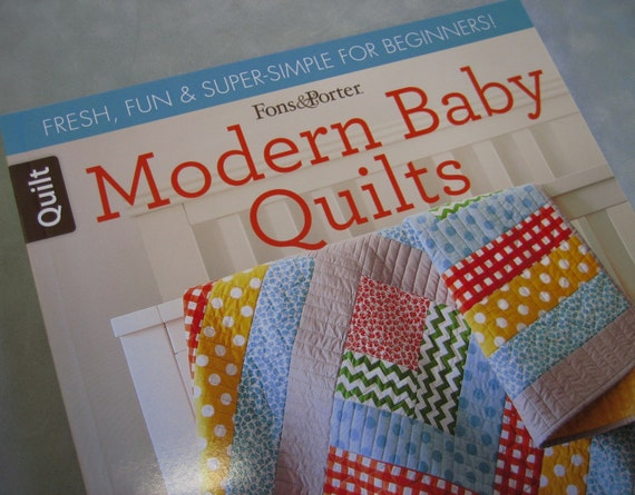 Fons & Porter Modern Baby Quilts : fons and porter baby quilts - Adamdwight.com