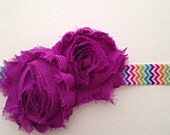 Make your own Two flower build your own headband!