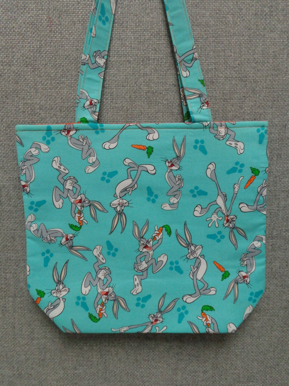 preschool book bags bugs bunny tote bag book bag preschool tote go 258
