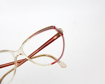Vintage glasses / Rothschild 70s glasses frames