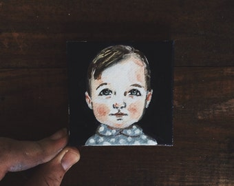Mini Portrait