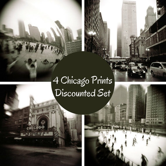 Chicago Photo Downtown Chicago Photo Collection Modern Art