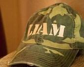 GreatStitch Army Tank Birthday Hat