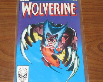 Marvel Comics Wolverine #2, 1982, near mint