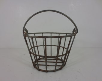 Small Metal Bucket