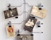 Vintage Clip Hanger, Bulletin Display