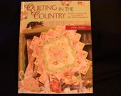Quilting in the Country Quilt Book - New - Never Used