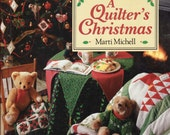 A Quilter's Christmas by Marti Mitchel