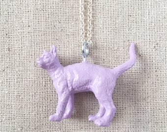 Toy Kitten Critter Necklace