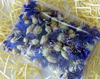 Cornflower Tea, Tea, Bachelor Buttons, Dried Cornflowers, Herbal Tea, Tisane, Cornflower, Dry Flowers, Garden, Herbal Tea, Caffeine Free
