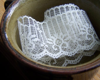 Vintage Lace By the Yard