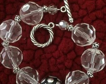 Black Bubble Bracelet
