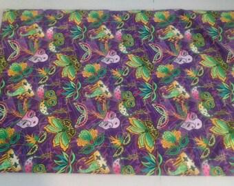 Mardi Gras standard size pillowcase 235843