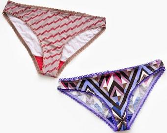 MIX N MATCH Pick 2 CHEEKY Panties!
