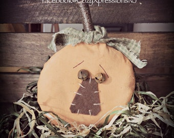 Fall Pumpkin Bowl Fillers ~ Set Of 3