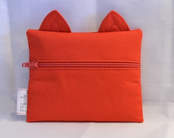 Red Kitty!Cat Ear Wallet/Coin Purse