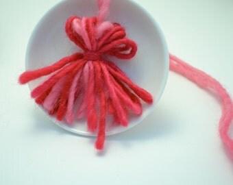 Yarn Tassel: Supply for Hats & Scarves