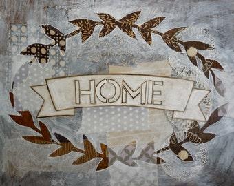 Home 8x10 Print