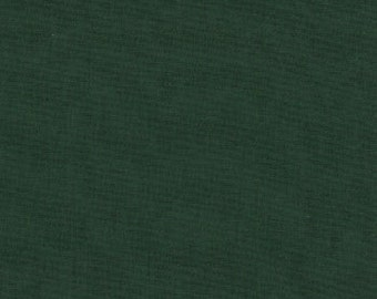 Bella Solids Christmas Green - 9900 14 (Moda) 1/2 yard Quilting Cotton Fabric