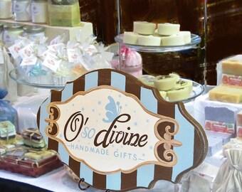 Craft Fair Business Sign