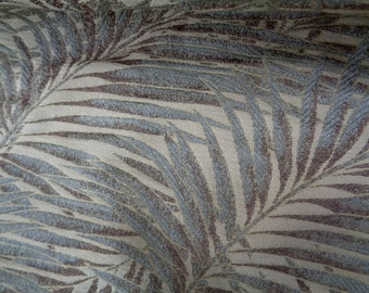 Home Decorator Fabric Shimmery Upholstery Hawaiian Decor Tropical