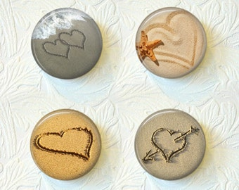 Magnet Set Sand Writing Beach Sand Magnets Buy 3 Get 1 Free  437M