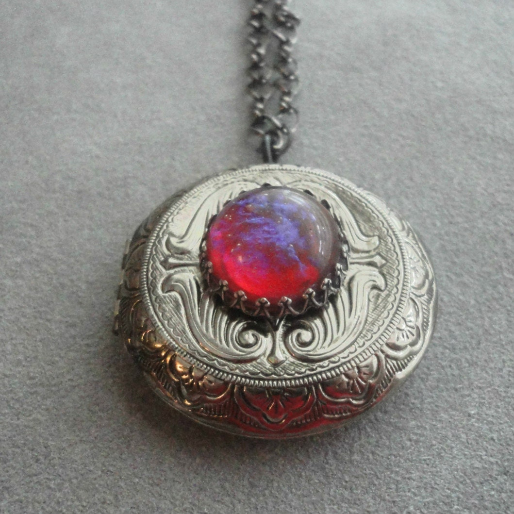 opal jewelry vintage opal necklace opal by