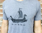 We are the Lucky Ones-Men's silkscreen t-shirt