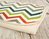 ORGANIC MAMA - Sherpa Burp Cloth - great for sensitive skin